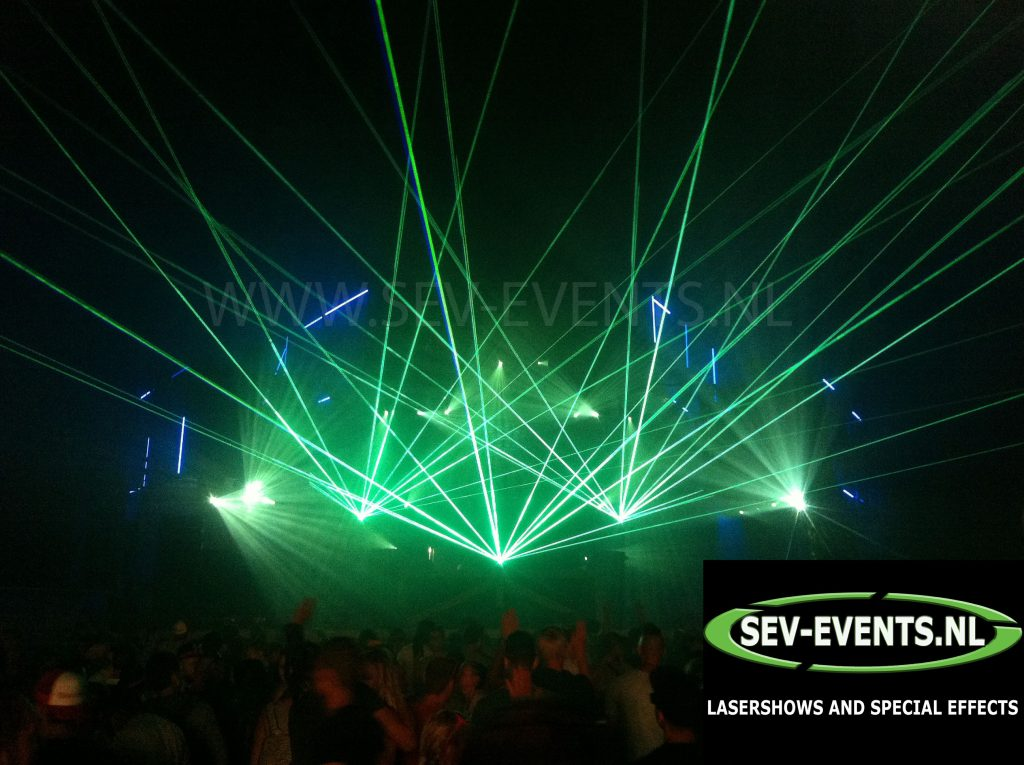 DanceValley lasershow